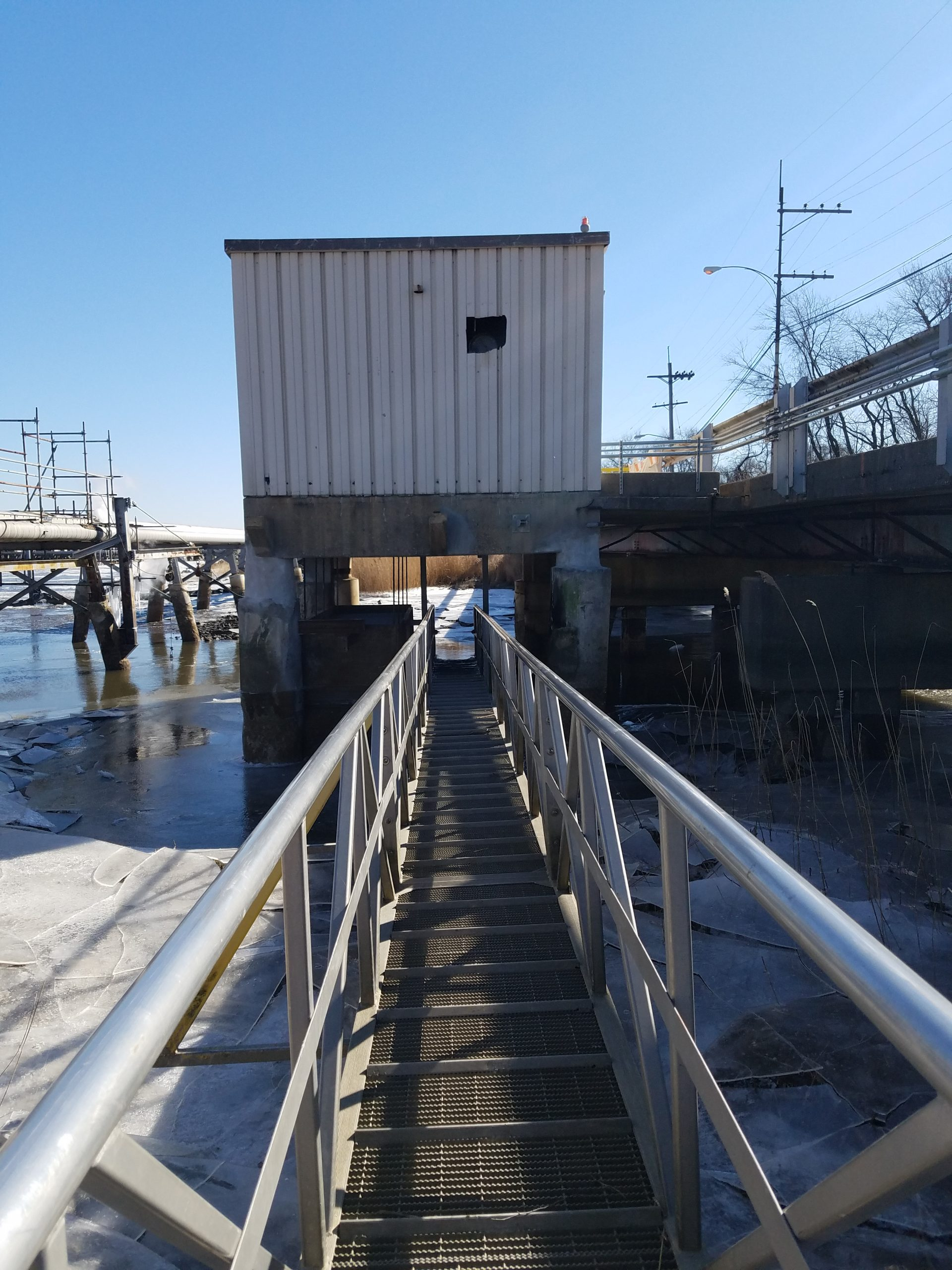 Delaware City Refinery-Fire Water Intake Structure Reconstruction – Delaware City, DE